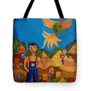 Autism - A Flight To... Tote Bag
