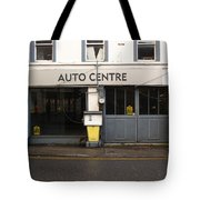 Auto Centre Tote Bag