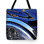Auto Headlight 27 Tote Bag