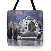 Auto-union Type C 1936 Tote Bag