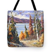 Automn Colors Tote Bag