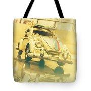 Automotive Memorabilia Tote Bag