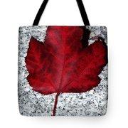 Autum Maple Leaf 1 Tote Bag
