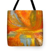 Autumn - Indian Summer Tote Bag