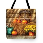 Autumn - Pumpkin - A Still Life With Pumpkins Tote Bag
