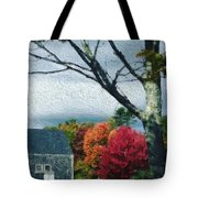 Autumn 1010 Tote Bag
