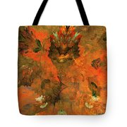 Autumn Abstract 103101 Tote Bag