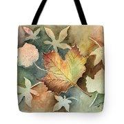 Autumn Again Tote Bag