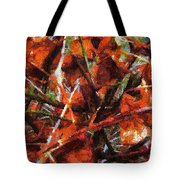 Autumn Allegretto Tote Bag