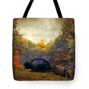 Autumn Ambiance Tote Bag