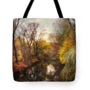 Autumn Ambience Tote Bag