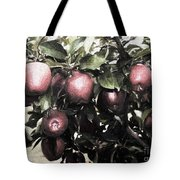 Autumn Apples - Luther Fine Art Tote Bag