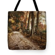 Autumn Ascending  Tote Bag