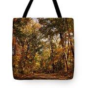 Autumn At Audubon Tote Bag