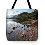 Autumn At Bubble Pond Tote Bag