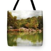 Autumn At Hernshead Tote Bag