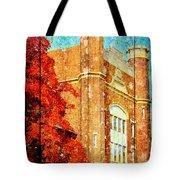 Autumn At Nwmsu Tote Bag