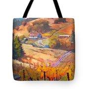 Autumn At Silvan Ridge Tote Bag