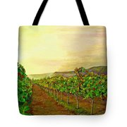 Autumn At Steenberg Tote Bag