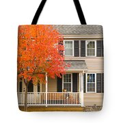 Autumn At The Inn Tote Bag