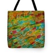 Autumn Bath Towels Tote Bag