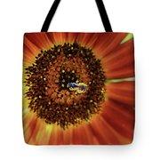 Autumn Beauty Sunflower Tote Bag