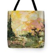 Autumn Blast Tote Bag
