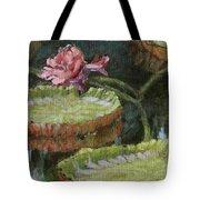 Autumn Blossom Tote Bag