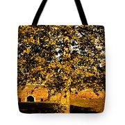Autumn Boredom Tote Bag