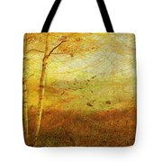 Autumn Breeze Tote Bag