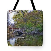 Autumn Bridge Tote Bag