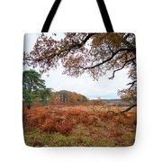 Autumn Brunch Tote Bag