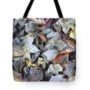 Autumn Carpet II Tote Bag
