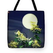 Autumn Chrysanthemums 2 Tote Bag