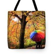 Autumn Colours Tote Bag