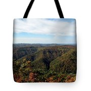 Autumn Comes To The Mountains 3 Tote Bag