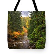 Autumn Creations Tote Bag