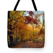Autumn Crescendo Tote Bag