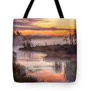 Autumn Dawning Tote Bag