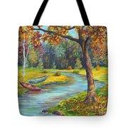 Autumn Daze Splendor  Tote Bag