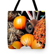 Autumn Display Tote Bag