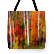 Autumn Dreams Tote Bag