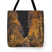 Autumn Drive 2 Tote Bag
