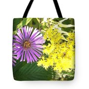 Autumn Duo Tote Bag