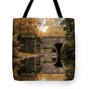 Autumn Echo Tote Bag