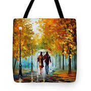 Autumn Elegy Tote Bag