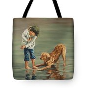 Autumn Eve Tote Bag