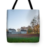 Autumn - Farm At Valley Forge Tote Bag
