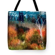 Autumn Feel Tote Bag
