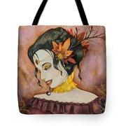 Autumn Finery  Tote Bag
